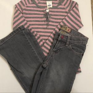 Other - 👚👖Two piece: Old Navy & Children's Place